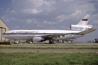 Photo: Aeroflot, McDonnell Douglas DC-10-10, N524MD