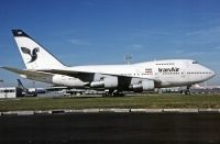 Photo: Iran Air, Boeing 747SP, EP-IAD