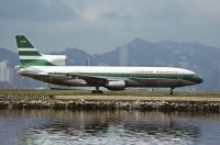 Photo: Cathay Pacific Airways, Lockheed L-1011 TriStar, VR-HOE