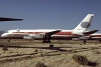 Photo: Untitled, Convair CV-880, N808AJ