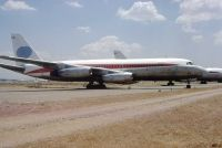 Photo: Untitled, Convair CV-880, N808TW