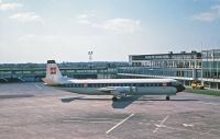 Photo: BEA - British European Airways, Vickers Vanguard, G-APED
