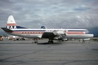 Photo: Reeve Aleutian Airways, Lockheed L-188 Electra, N178RV