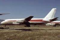 Photo: Untitled, Convair CV-880, N812AJ