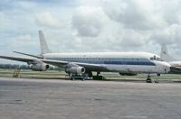 Photo: Untitled, Douglas DC-8-21, N8615
