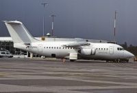 Photo: Austrian Arrows, British Aerospace BAe 146-200, D-AMGL