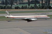 Photo: African Safari Airways, Douglas DC-8-63, 5Y-2EB