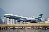 Photo: Cathay Pacific Airways, Lockheed L-1011 TriStar, VR-HHX