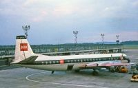 Photo: BEA - British European Airways, Vickers Vanguard, G-APEL