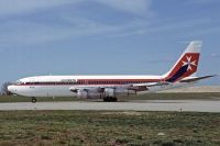 Photo: Air Malta, Boeing 720, 9H-AAD