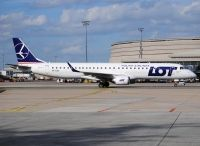 Photo: LOT - Polish Airlines / Polskie Linie Lotnicze, Embraer EMB-195, SP-LNE