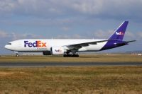 Photo: Federal Express / FedEx Express, Boeing 777-200, N887FD
