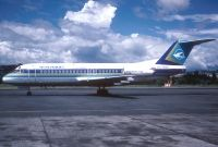 Photo: TAME, Fokker F28, HC-BMD