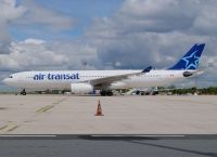 Photo: Air Transat, Airbus A330-300, C-GTSO