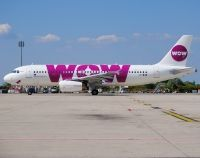 Photo: WOW Air, Airbus A320, LZ-WOW