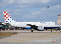 Photo: Croatia Airlines, Airbus A319, 9A-CTL
