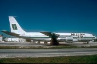 Photo: Millon Air, Boeing 707-300, N851JB