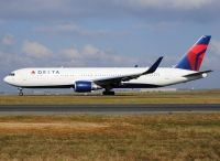 Photo: Delta Air Lines, Boeing 767-300, N1612T