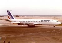 Photo: Air France, Boeing 707-300, F-BLCE