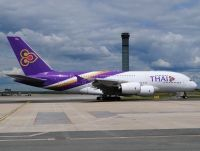Photo: Thai Airways, Airbus A380, HS-TUD