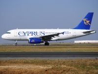 Photo: Cyprus Airways, Airbus A319, 5B-DCF