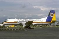 Photo: Airlink, NAMC YS-11, RP-C2252