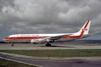 Photo: Garuda Indonesia, Douglas DC-8-50, PK-GEA