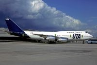 Photo: UTA - Union de Transports Aeriens, Boeing 747-300, F-GDUA