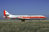 Photo: Corse Air International, Sud Aviation SE-210 Caravelle, F-BVPZ