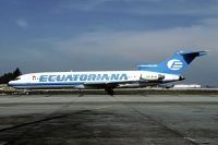 Photo: Ecuatoriana, Boeing 727-200, HC-BVM