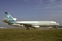 Photo: Trans International Airlines - TIA, McDonnell Douglas DC-10-30, N102TV