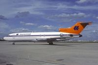Photo: Hapag-Lloyd, Boeing 727-100, D-AHLR