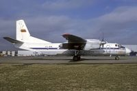 Photo: Lithuanian Airlines, Antonov An-26, LY-AAL