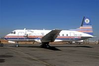 Photo: Bop Air, Hawker Siddeley HS-748, ZS-LSO