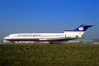Photo: Sterling European Airlines, Boeing 727-200, OY-SAU
