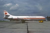 Photo: Trans Europa, Sud Aviation SE-210 Caravelle, EC-CIZ