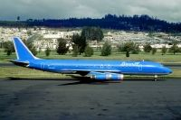 Photo: Braniff International Airlines, Douglas DC-8-62, N801BN