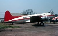 Photo: Royal Air Lao, Boeing 307 Stratoliner, XW-TFP