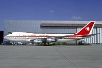 Photo: Air Algerie, Boeing 747-100, F-BPVE
