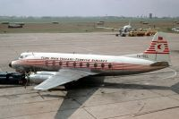 Photo: Turkish Airlines THY, Vickers Viscount 700, TC-SEL