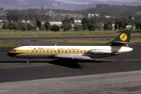 Photo: Servicios Aereos nacionales - SAN, Sud Aviation SE-210 Caravelle, HC-BAJ