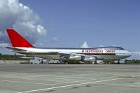 Photo: Northwest Orient Airlines, Boeing 747-200, N637US