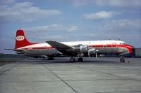 Photo: Belgian International Air Service, Douglas DC-6, OO-PAY