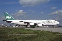 Photo: Pakistan International Airlines - PIA, Boeing 747-200, AP-BAK