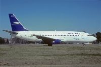 Photo: Austral Lineas Aereas, Boeing 737-200, LV-ZYN