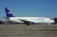 Photo: Austral Lineas Aereas, Boeing 737-200, LV-ZYN