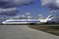 Photo: ZAS Airline of Egypt, McDonnell Douglas MD-80, SU-DAM