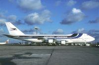 Photo: Aerolineas Argentinas, Boeing 747-200, LV-OEP