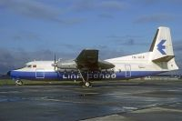 Photo: Lina-Congo, Fokker F27 Friendship, TN-ACR