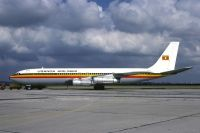 Photo: Uganda Airlines, Boeing 707-300, 5U-UAL